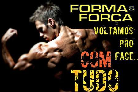 Academia Forma e Força -