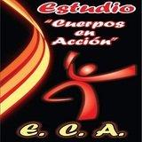 Cuerpos En Acción - logo