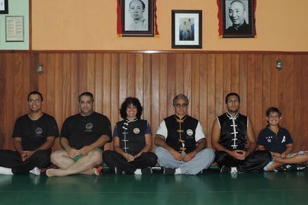 Escola de Kung Fu Ving Tsun Kuen Shaolin -