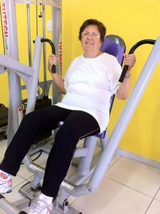 Direção corporal fitness -