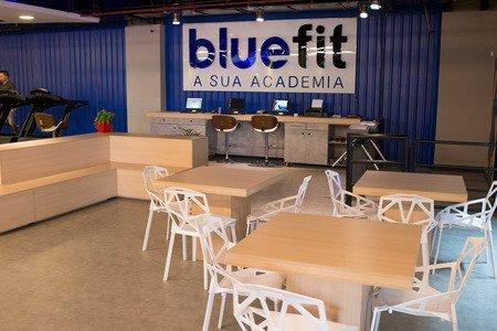 Academia Bluefit - São Bernardo do Campo