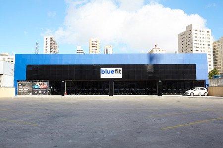 Academia Bluefit - Santo Andre Centro -
