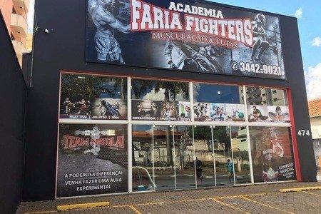 Academia Faria Fighters -