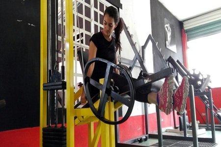 Spartan's Gym
