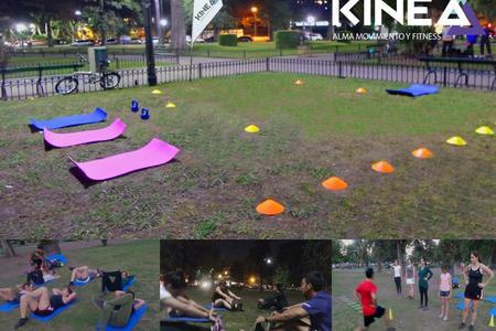 Kinea Fitness, Plaza Devoto -
