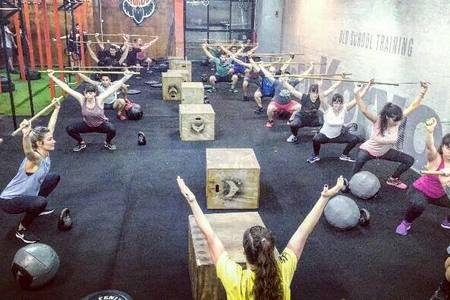 CrossFit Korvo Lavalle -