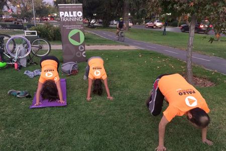 Paleo Training Parque Bicentenario