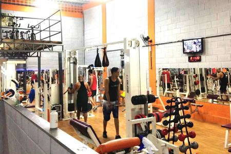 Academia Fitness By Danny