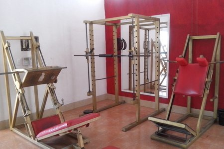 Iron Gym Caucel