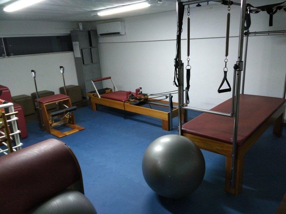 Academia Bruzzi Pilates - Ouro Preto - Belo Horizonte - MG - Rua ... 964fb829ad023