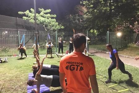 Gualda Training Sede Parque Centenario -