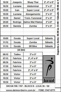 Academia Dalmo Ribeiro