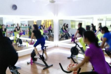 Be Fitness Spininng -