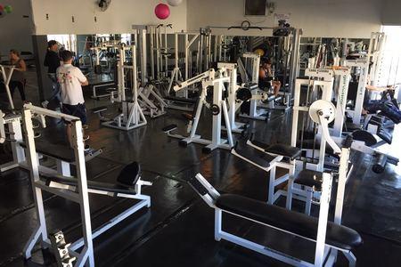 Academia Corpo e Saúde