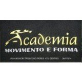 Academia Movimento E Forma - logo
