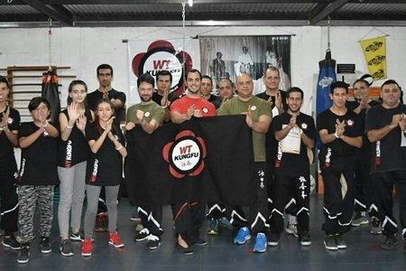 WT Kung Fu Pilar