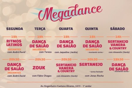 Megadance Academia