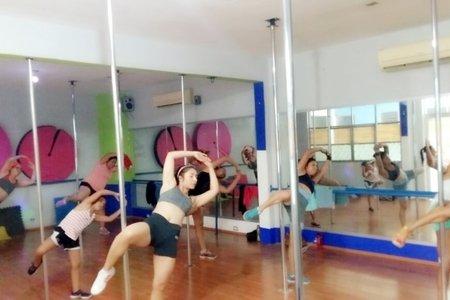 EZZOTICA Pole Fitness -