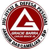 Gracie Barra Jardim Das Camélias - logo