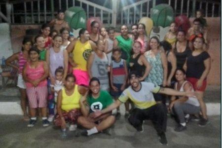 Grupo Uiraçaba de Danças Estação