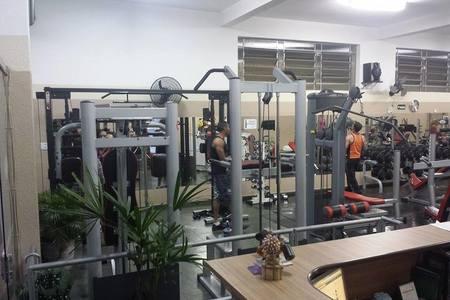 Academia De Cre Esportes -