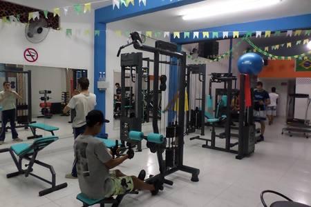 Academia Força e Saúde -