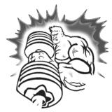 Bolas Gym - logo
