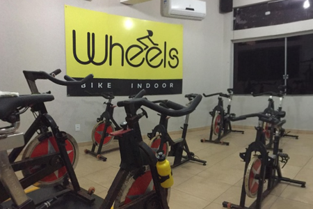 Wheels Bike Indoor -