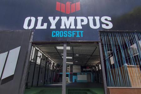Olympus Crossfit Unidade Mem de Sá -
