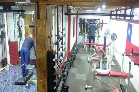 Power Red Gym