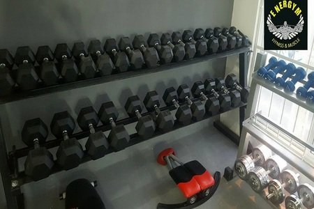 Energym Fitness and Muscle