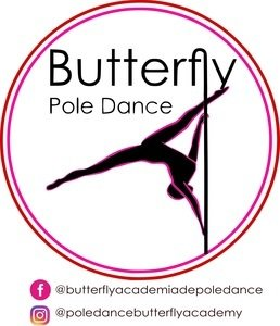Butterfly Pole Dance -