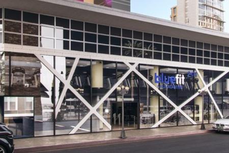 Academia Bluefit - São João
