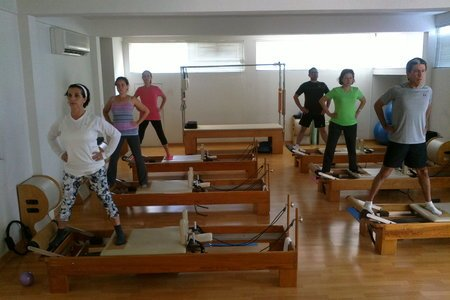 Pilates Center Body And Mind