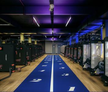 Academia Bluefit - Portão