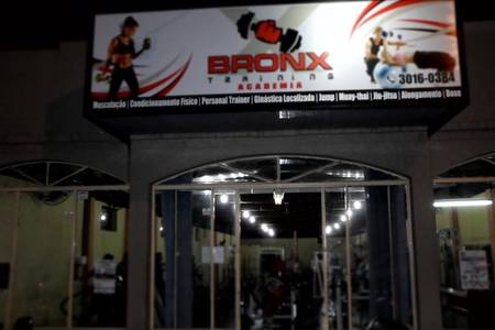 Bronx Training Academia -