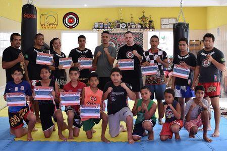 Centro de Treinamento Thai Team Dario -