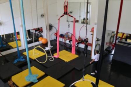 FECHADO - Studio Noyanne Circo