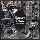 Sport Town Fitness Gym - logo