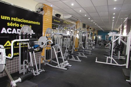 Centro De Treinamento Esportivo Athletic Gym