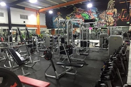 Sport Town Fitness Gym