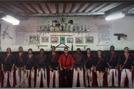Centro Esportivo Dragão Guerreiro – Escola de Artes Marciais -