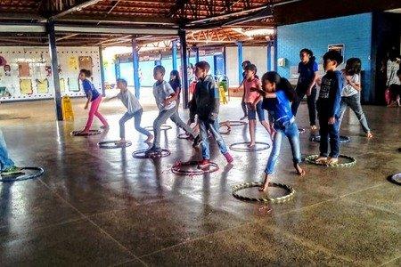 Abada Capoeira Brazlândia