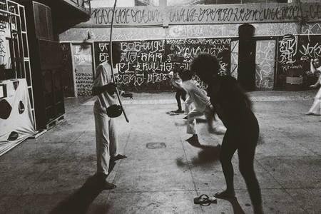 Abada Capoeira – Tyson