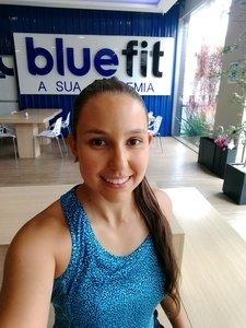 Academia Bluefit - Santos