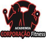 Academia Corporação Fitness - logo