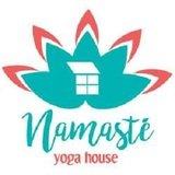 Namaste Yoga House - logo