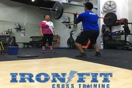 Iron Fit Extreme Workout -