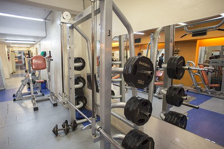 Ayres Fitness Center -