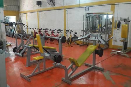 Hammer Club Gym -